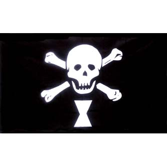 Pirate Flag - Emanuel Wynn