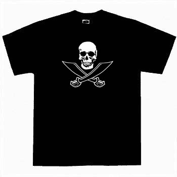 Kids Pirate Shirt - Buccaneer