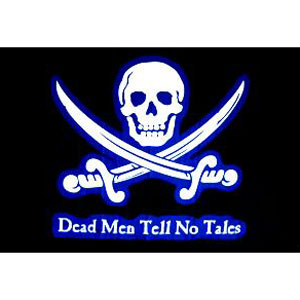 Pirate Flag - Dead Men Tell No Tales