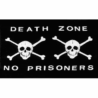 Pirate Flag - Deathzone
