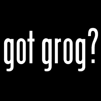 Got Grog? Men's T-Shirt