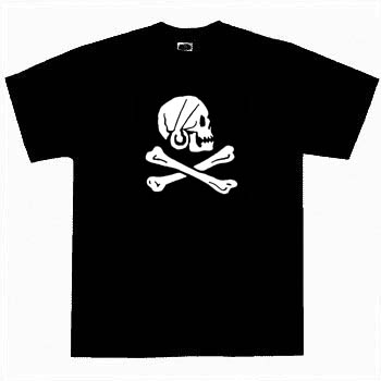 Kids Pirate Shirt - Henry Avery