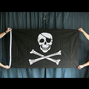 Pirate Flag - Classic Jolly Roger