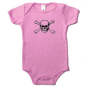One-piece (pink or white) - Skull & Bones 2
