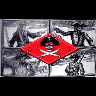 Pirate Flag - Pirate Captains