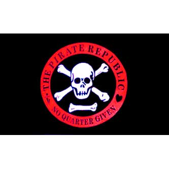 Pirate Flag - Pirate Republic